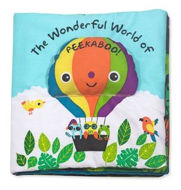 Melissa and Doug The Wonderful World of Peekaboo!