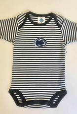 Creative Knitwear Penn State Striped Bodysuit