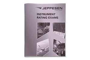 Jeppesen Sanderson Instrument/ Commercial Stage Exam Booklet