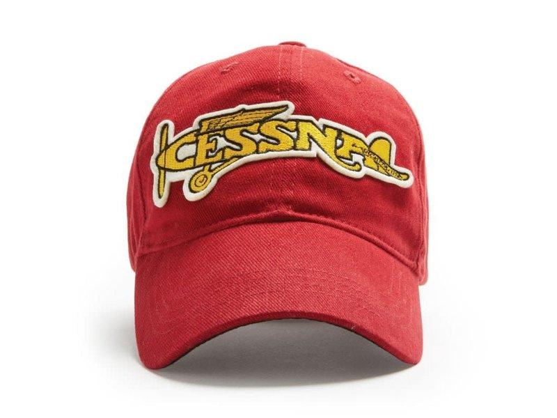 Cessna Cap Heritage Red