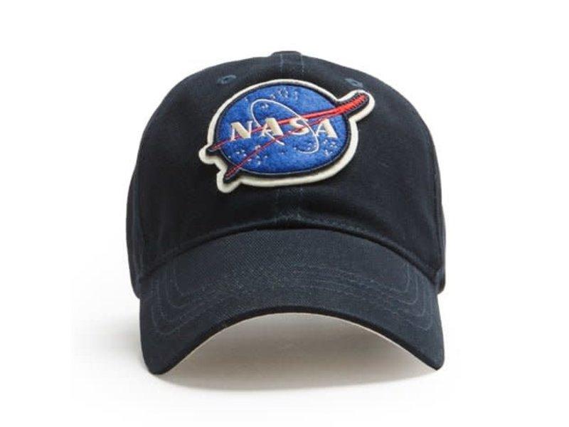 Red Canoe Cap NASA Navy