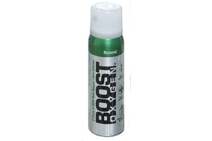Boost Oxygen: Pocket Size, Natural, 2 Liter, 40 1 sec Inhilations