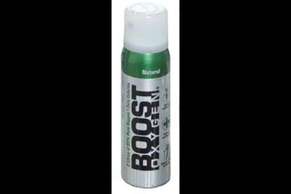 Boost Oxygen: Pocket Size, Natural, 2 Liter, 40 1 sec Inhilations