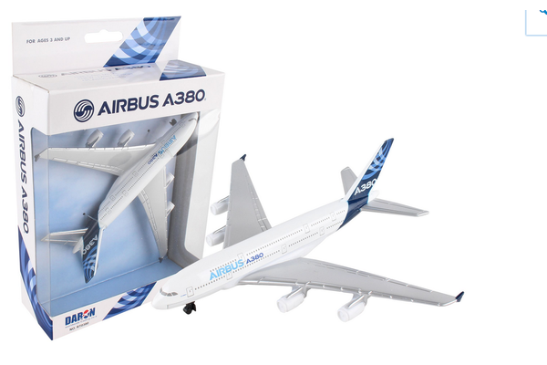AIRBUS SINGLE PLANE - A380
