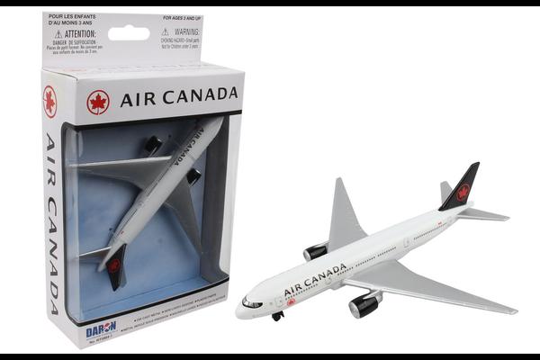 AIR CANADA SINGLE PLANE NEW LIVERY