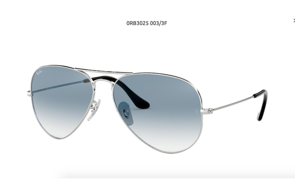 AVIATOR LARGE METAL  0RB3025 003/3F58