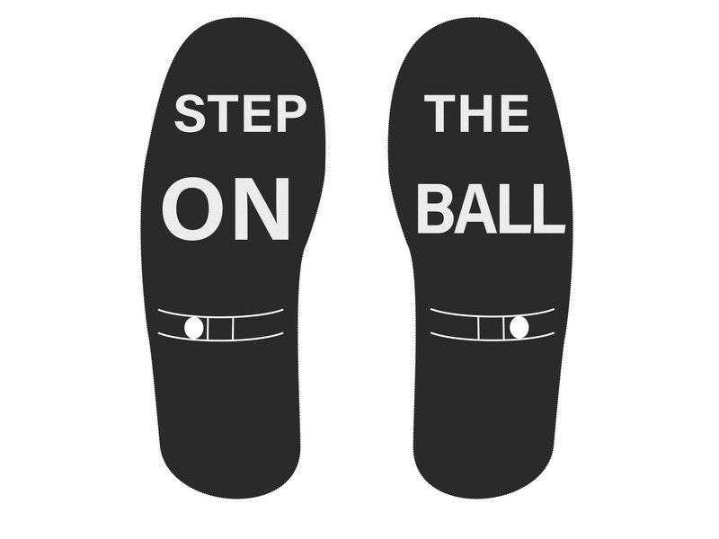 Socks: Step On The Ball