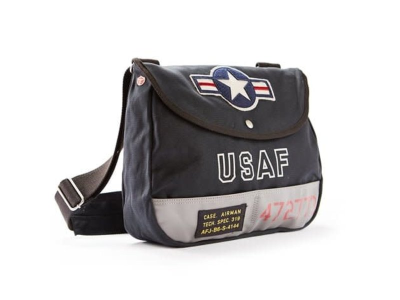 USAF Shoulder Bag Navy