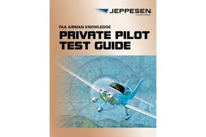 Jeppesen Sanderson Jeppesen Private Pilot Knowledge Test Guide (24th edition)
