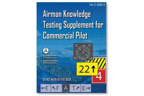 ASA Airman Knowledge Testing Supplement Commercial