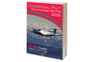 Gleim Commercial Pilot Knowledge Test Prep