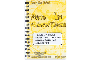 Pilot's Rules of Thumb