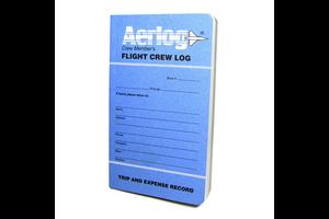 Aerlog Flight Crew Logbook (Blue)