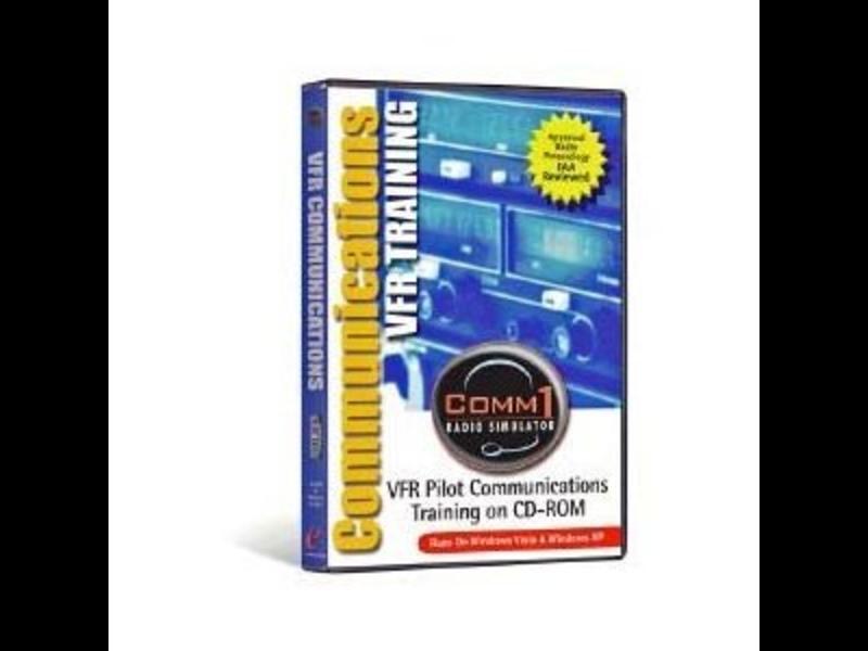 COMM 1 - VFR Radio Simulator *Outlet