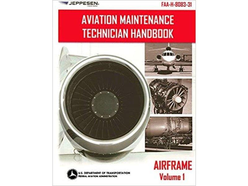 AVIALL A&P Mechanics Airframe - VOL 1