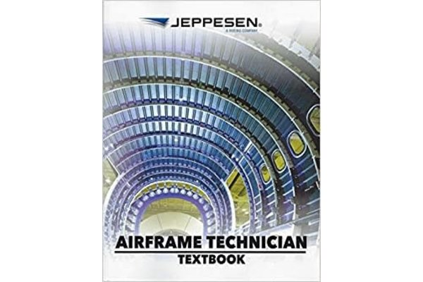 Jeppesen Sanderson A&P Technician Airframe Textbook