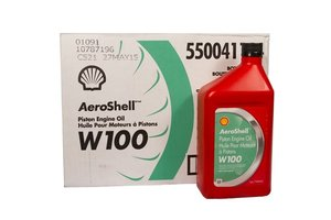 Oil Aeroshell W 100