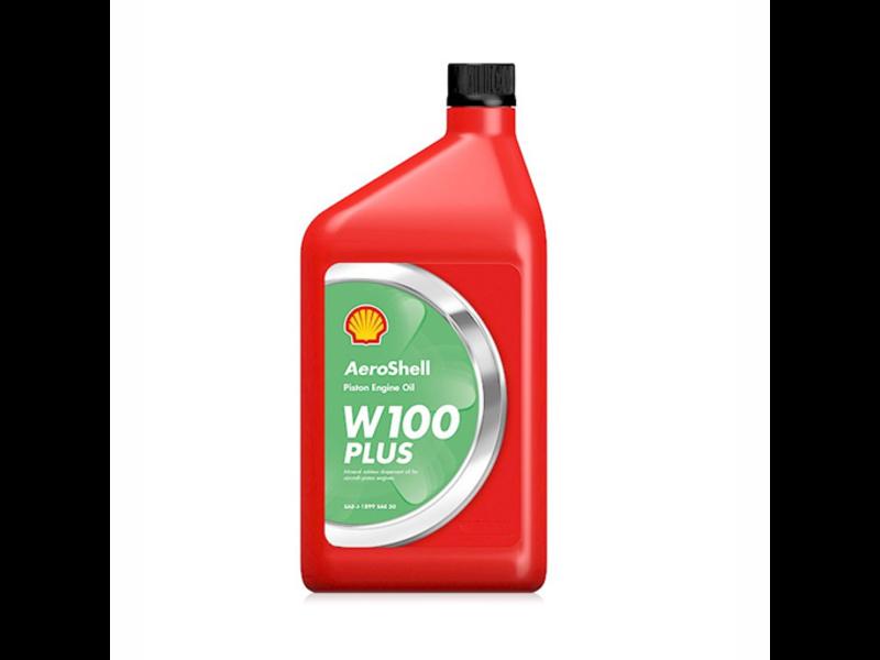 Oil Aeroshell W 100 Plus