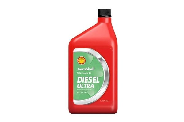 AeroShell Piston Engine Oil Diesel Ultra 5w-30, 1 L