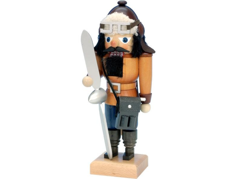 Aviator Nutcracker