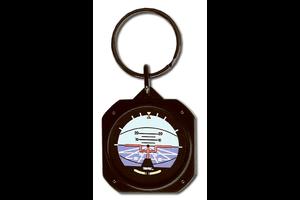 Keychain: Artificial Horizon Key Chain