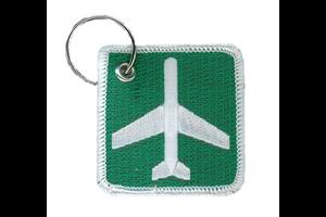 Key Chain: Airport Ahead