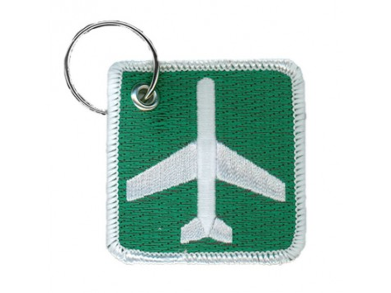 Key Chain: Airport Ahead
