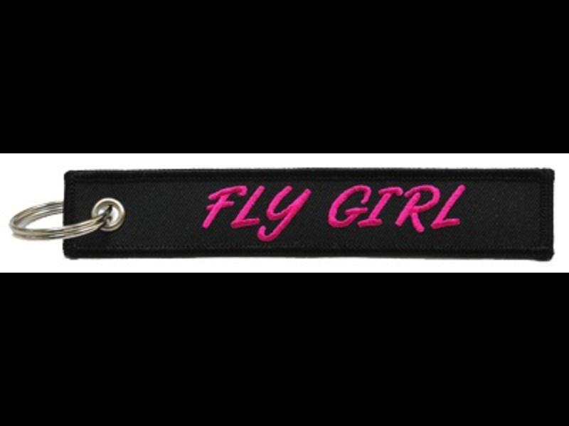 Key Chain: Fly Girl