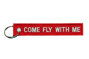 Key Chain: Come Fly With Me