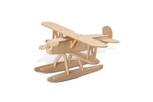 Water Plane 3D Puzzle