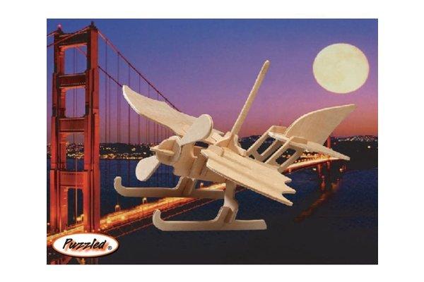 Sea Plane 3D Puzzle