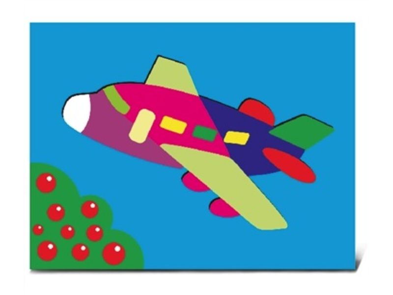 Jetliner Toddler Puzzle