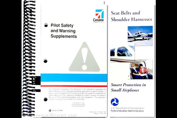 Cessna Textron Manual: Cessna 172P - 1985