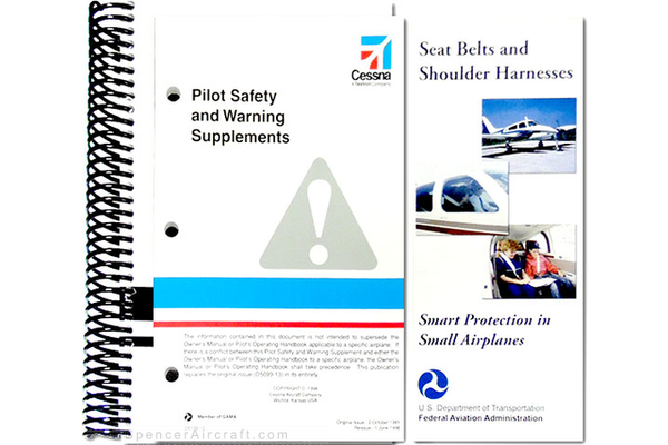 Cessna Aircraft Company Manual: Cessna 172N