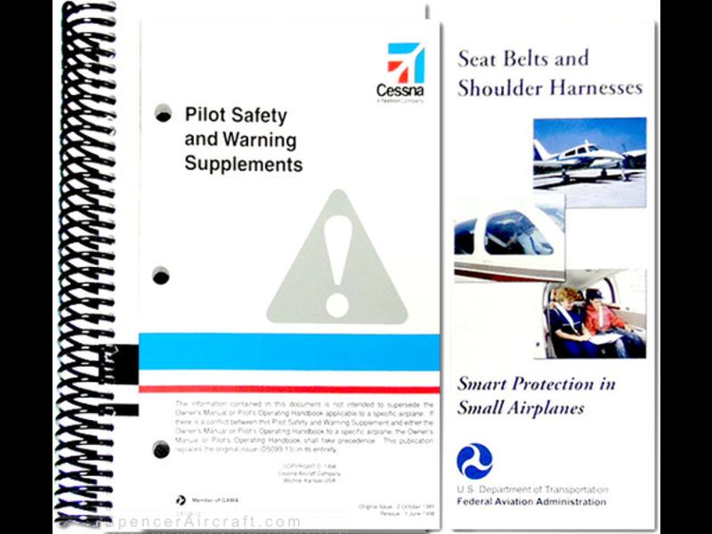 Cessna Aircraft Company Manual: Cessna 172S NAV III (G1000)