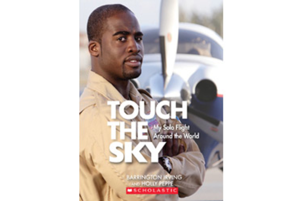 Book: Touch The Sky by Barrington Irving