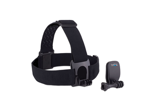 Go Pro Head Strap + QuickClip* Outlet
