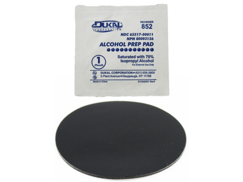 RAM® Round Double Sided Adhesive Pad