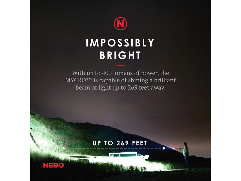 Flashlight: Mycro