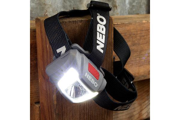 Flashlight: Duo Head Lamp