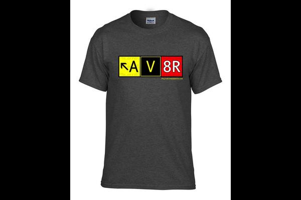 T-Shirt: The AV8R