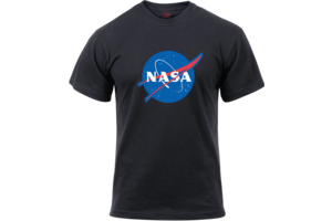 T-Shirt: NASA Authentic Logo