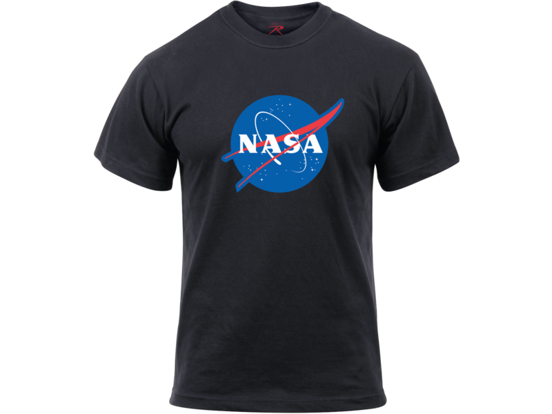 T-Shirt: NASA Authentic Logo
