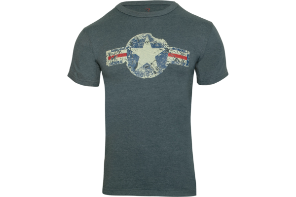 T-Shirt: Vintage Army Air Corps