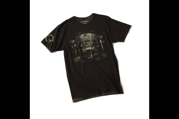T-shirt: B-17 Cockpit