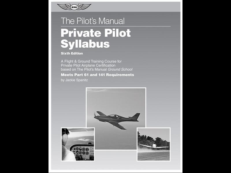 ASA Private Pilot Syllabus