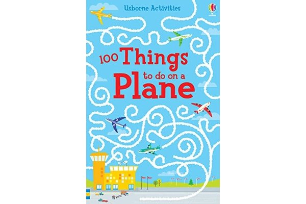 Book: 100 Things to Do on an Airplane