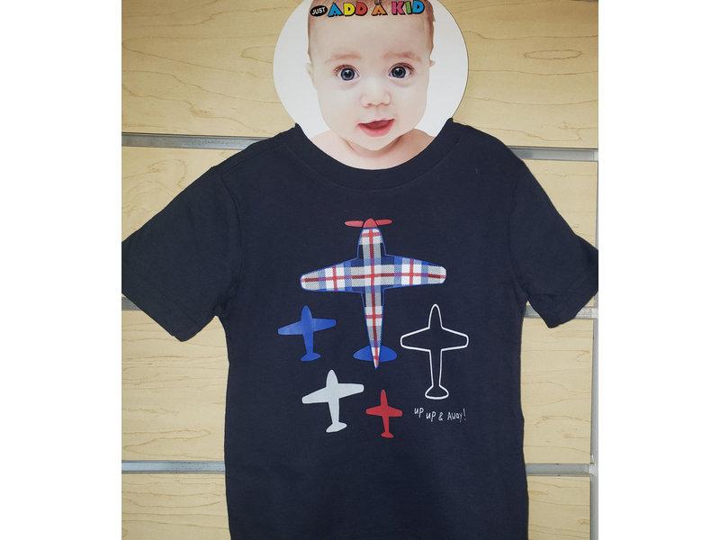 Gymboree Kids Tee Planes