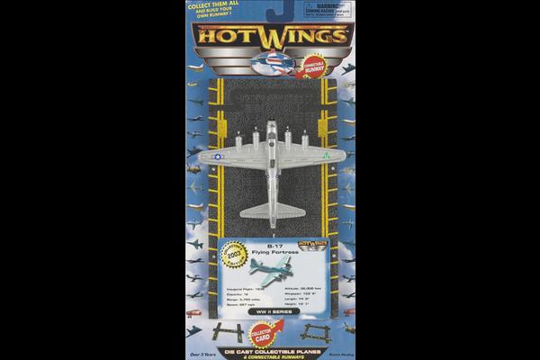 "HW: B-17 ""Flying Fortress"