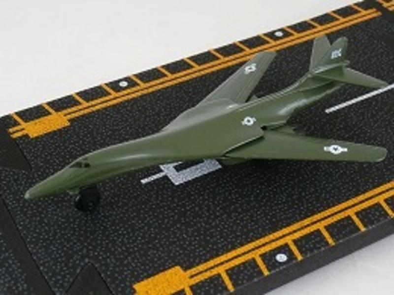 HW: B-1 Lancer Bomber